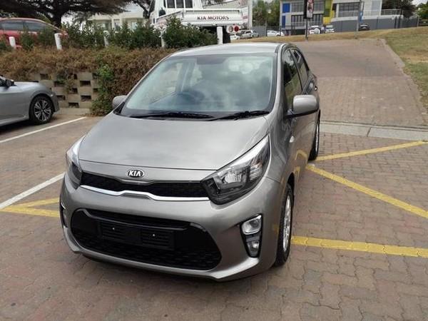 2019 Kia Picanto 1.0 Style Auto Gauteng Sandton_0