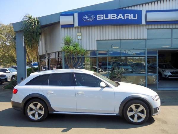 2015 Audi A4 Allroad 2.0 Tdi Quatt S-tronic  Kwazulu Natal Pietermaritzburg_0