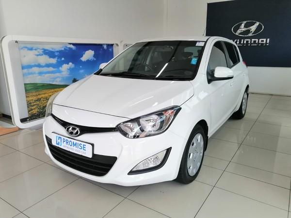 2012 Hyundai i20 1.4 Fluid  Kwazulu Natal Pinetown_0