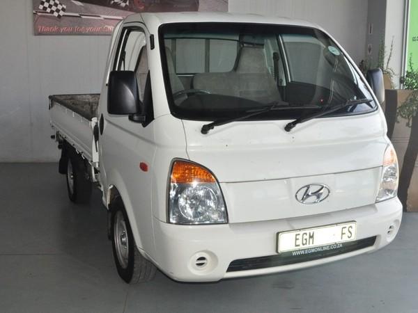 2007 Hyundai H100 Bakkie 2.6i D Fc Ds  Free State Bloemfontein_0