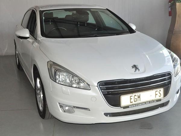 2012 Peugeot 508 1.6 Thp Active  Free State Bloemfontein_0