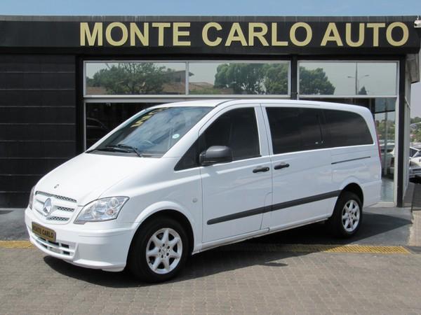 2013 Mercedes-Benz Vito 116 2.2 CDI Tourer Pro Auto Gauteng Sandton_0