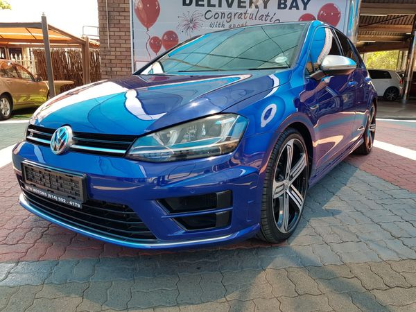 2014 Volkswagen Golf GOLF VII 2.0 TSI R DSG North West Province Rustenburg_0