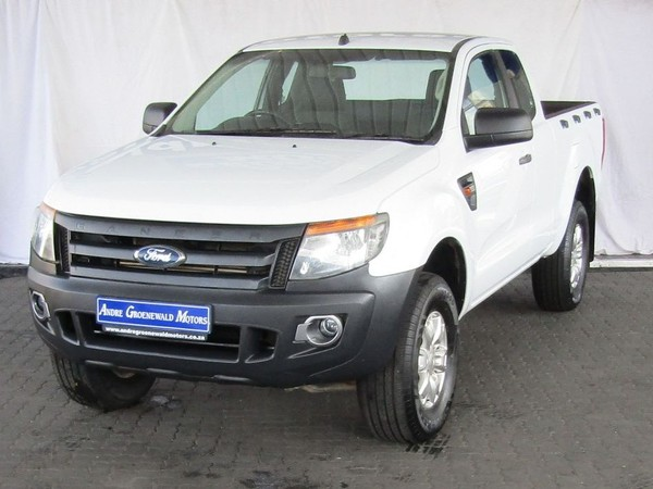 2015 Ford Ranger 2.2tdci Xl Pu Supcab  Western Cape Goodwood_0