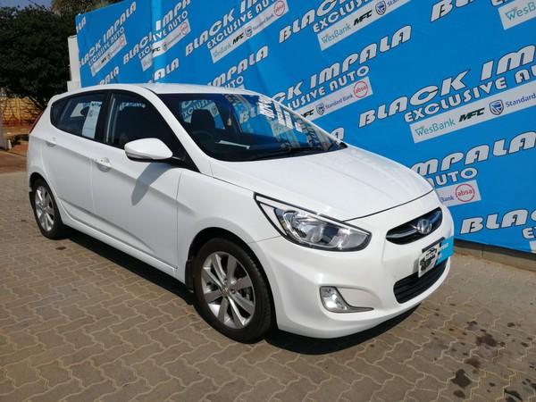2016 Hyundai Accent 1.6 Gls At  Gauteng Pretoria North_0