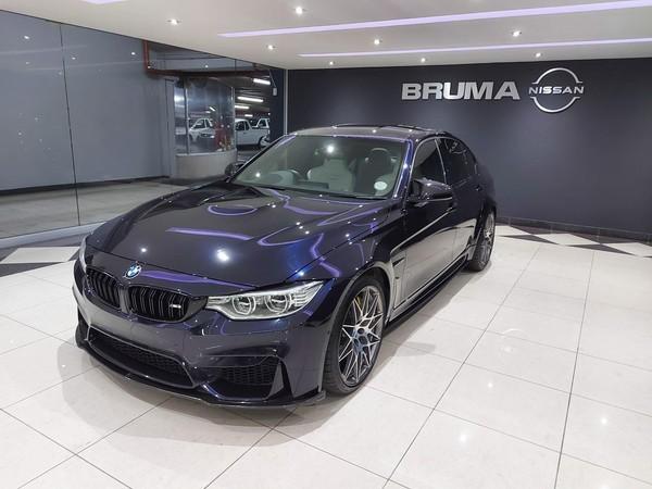 2016 BMW M3 Coupe M-dct  Gauteng Johannesburg_0