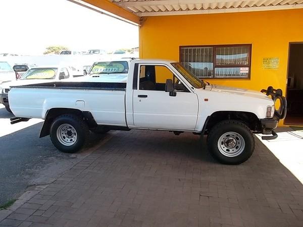 1996 Toyota Hilux 2.8 Diesel 4x4 Pu Sc  Western Cape Paarl_0