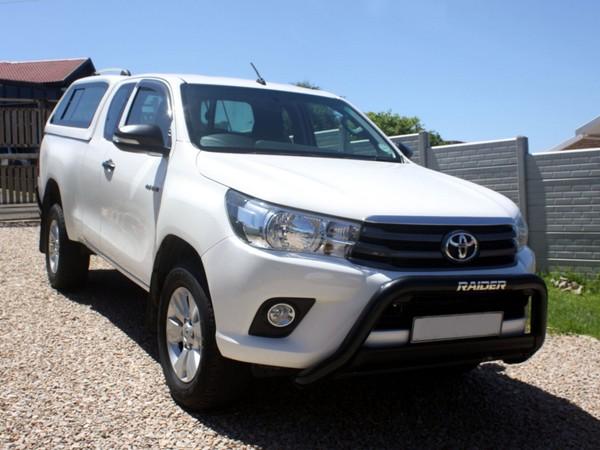 2017 Toyota Hilux 2.4 GD-6 RB SRX PU ECAB Western Cape Mossel Bay_0