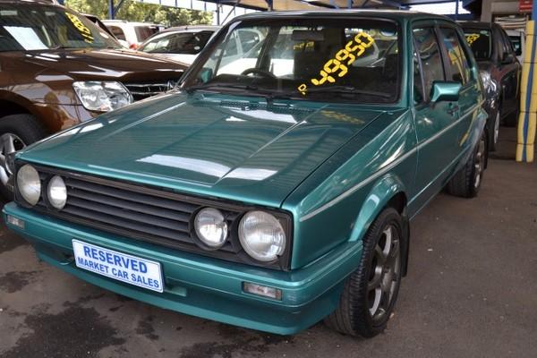 1995 Volkswagen CITI Blues 1.6  Gauteng Johannesburg_0