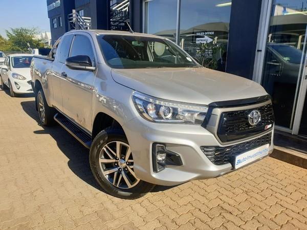 2018 Toyota Hilux 2.8 GD-6 RB Raider 4X4 Auto PU ECAB Gauteng Centurion_0
