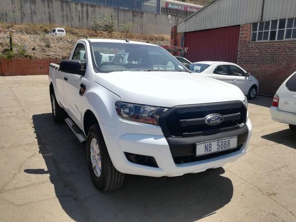 2017 Ford Ranger 2.2TDCi XL Auto Single Cab Bakkie Kwazulu Natal Ladysmith_0