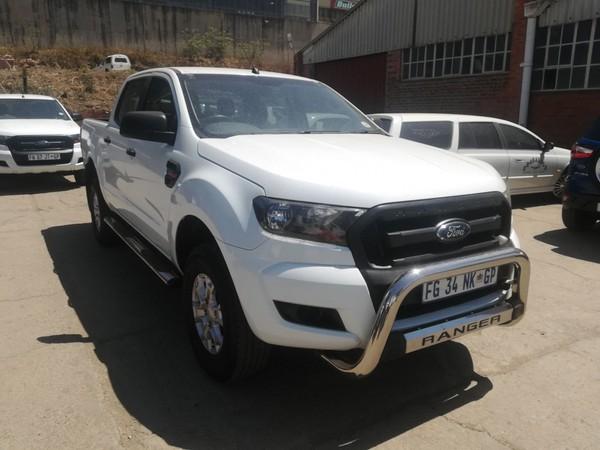 2016 Ford Ranger 2.2TDCi XL Double Cab Bakkie Kwazulu Natal Ladysmith_0