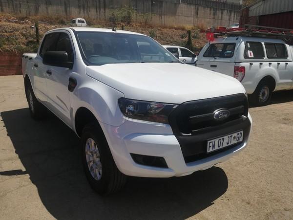 2017 Ford Ranger 2.2TDCi XL Double Cab Bakkie Kwazulu Natal Ladysmith_0