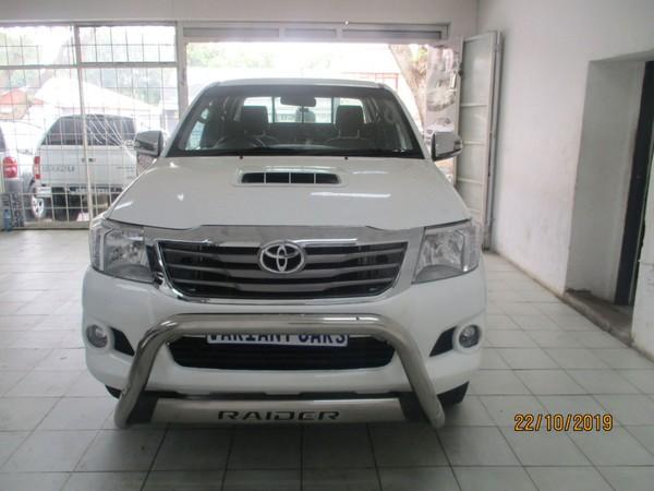 2013 Toyota Hilux 3.0 D-4d Raider 4x4 Pu Dc  Gauteng Johannesburg_0