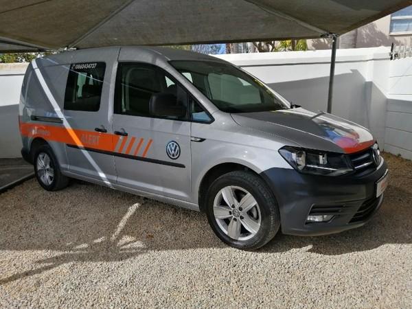 2019 Volkswagen Caddy MAXI Crewbus 2.0 TDi Western Cape Vredendal_0