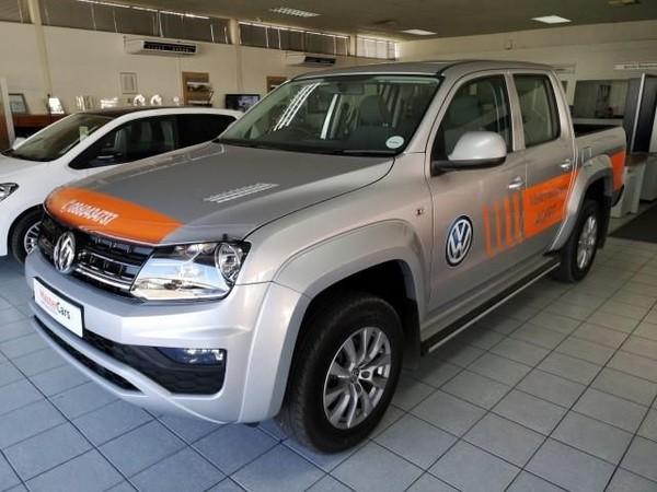 2018 Volkswagen Amarok 2.0TDi C-LINE 103KW Double Cab Bakkie Western Cape Vredendal_0