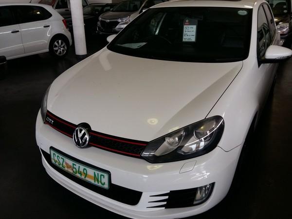 2010 Volkswagen Golf Vi Gti 2.0 Tsi Dsg  Western Cape Worcester_0