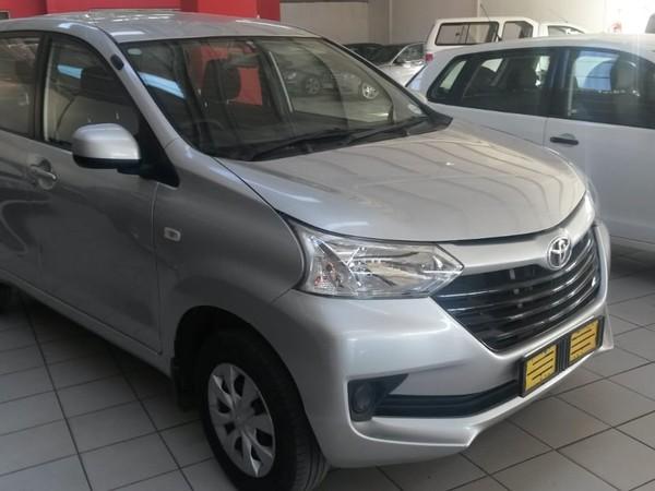 2018 Toyota Avanza 1.5 SX Kwazulu Natal Ladysmith_0