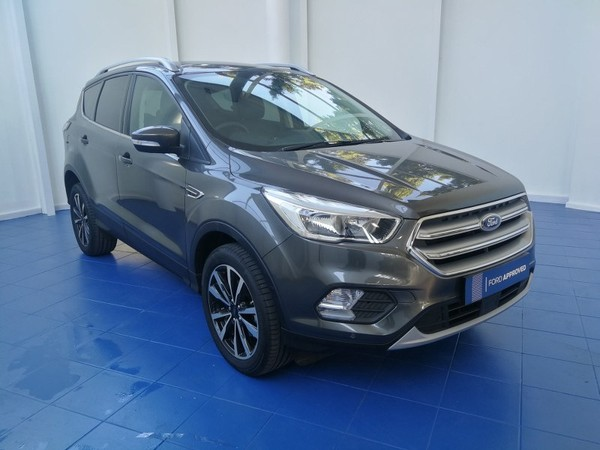 2019 Ford Kuga 2.0 TDCi ST AWD Powershift Western Cape Cape Town_0