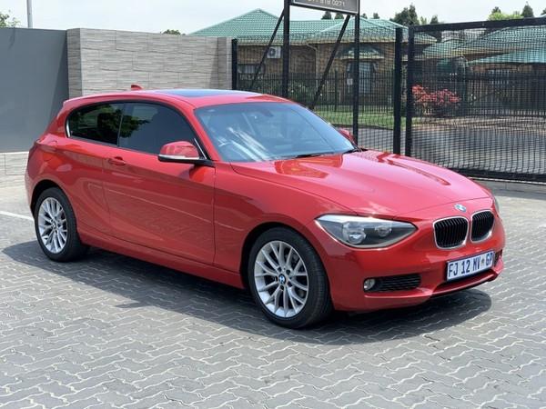 2013 BMW 1 Series 116i 3dr f21  Gauteng Johannesburg_0