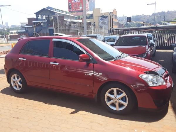 2005 Toyota RunX 140i Sport  Gauteng Johannesburg_0