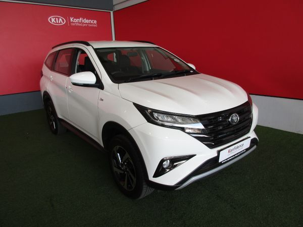 2018 Toyota Rush 1.5 Auto Gauteng Four Ways_0