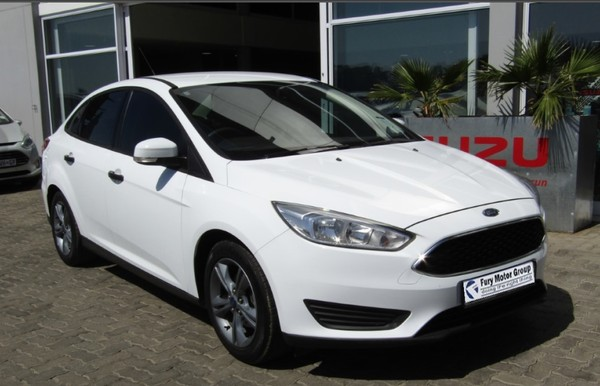 2017 Ford Focus 1.0 Ecoboost Ambiente Auto Gauteng Sandton_0