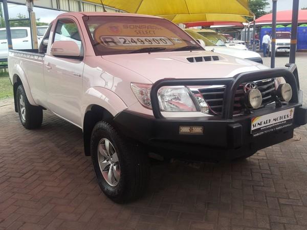 2014 Toyota Hilux DAKAR EDITION Mpumalanga Nelspruit_0