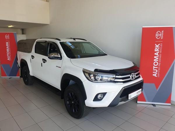 2018 Toyota Hilux 2.8 GD-6 Raider 4X4 Double Cab Bakkie Auto Gauteng Vereeniging_0