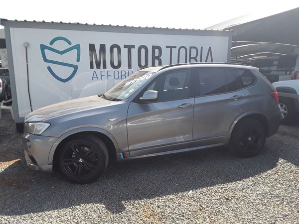 2011 BMW X3 Xdrive35i  M-sport At  Gauteng Pretoria_0