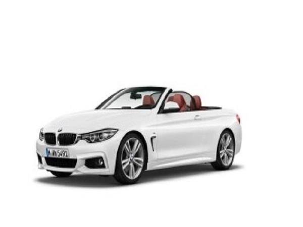 2014 BMW 4 Series 435i Convertible M Sport Auto Gauteng Four Ways_0