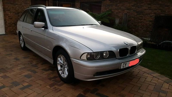 2003 BMW 5 Series 525i Touring At e39  Western Cape Brackenfell_0