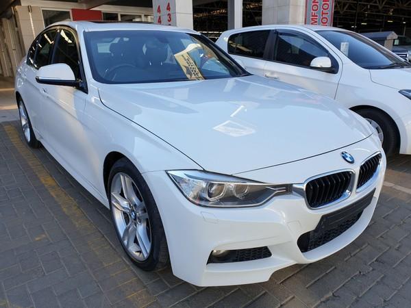 2013 BMW 3 Series BLACK FRIDAY 320i M Sport Free State Bloemfontein_0