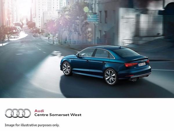 2020 Audi S3 S-Tronic Western Cape Somerset West_0