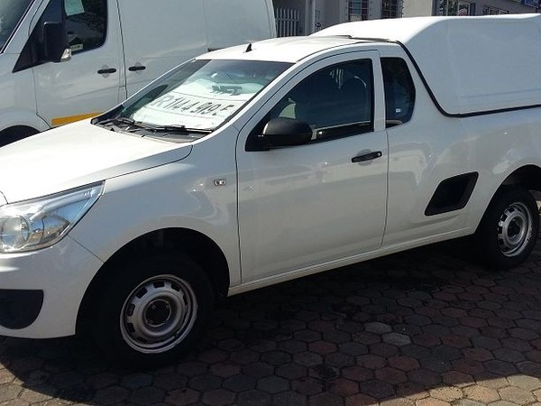 2016 Chevrolet Corsa Utility 1.4 Ac Pu Sc  Western Cape George_0