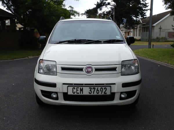 2012 Fiat Panda 1.2 Dynamic  Western Cape Bergvliet_0