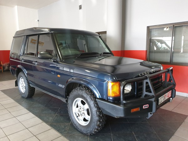 2001 Land Rover Discovery V8 Xs  Western Cape Brackenfell_0