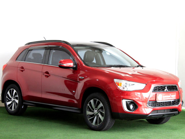 2016 Mitsubishi ASX 2.0 5dr Gls At  Western Cape Tygervalley_0