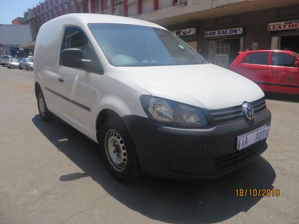 2013 Volkswagen Caddy 2.0TDi 81KW FC PV Gauteng Johannesburg_0