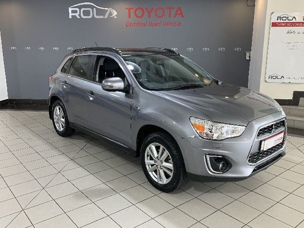 2014 Mitsubishi ASX 2.0 5dr Gls At  Western Cape Somerset West_0