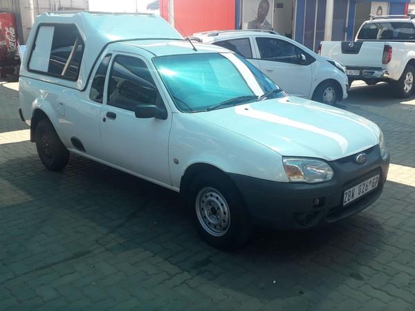 2010 Ford Bantam 1.4 Tdci Pu Sc  Gauteng Boksburg_0