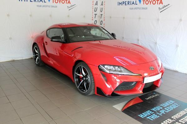 2019 Toyota Supra GR 3.0T Gauteng Johannesburg_0