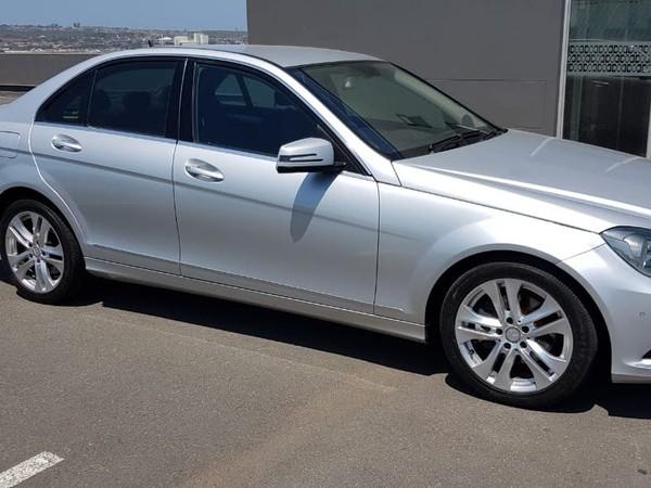 2013 Mercedes-Benz C-Class C200 Be Elegance  At  Kwazulu Natal Bluff_0