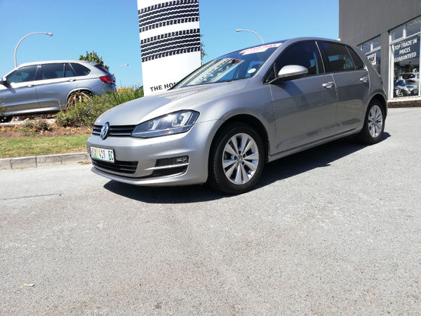 2016 Volkswagen Golf VII 1.4 TSI Comfortline Eastern Cape Nahoon_0