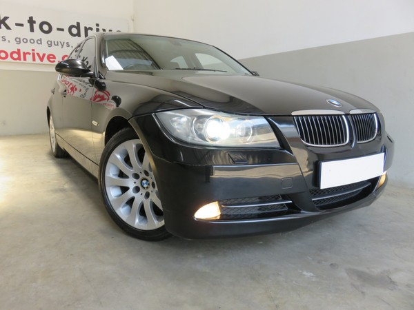 2006 BMW 3 Series 330i At Lots Of Extras Spotless Condition Gauteng Randburg_0