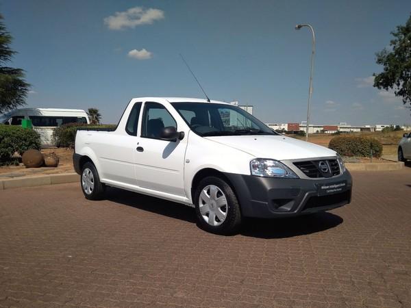 2020 Nissan NP200 1.6  Ac Safety Pack Pu Sc  Mpumalanga Witbank_0