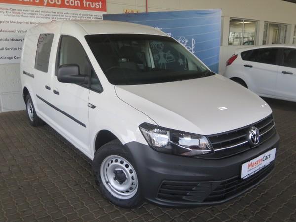 2019 Volkswagen Caddy MAXI Crewbus 2.0 TDi Gauteng Johannesburg_0