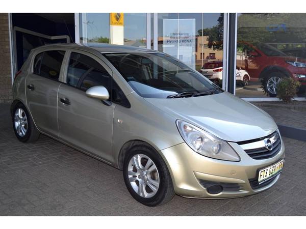 2010 Opel Corsa 1.4 Essentia 5dr  Free State Bethlehem_0