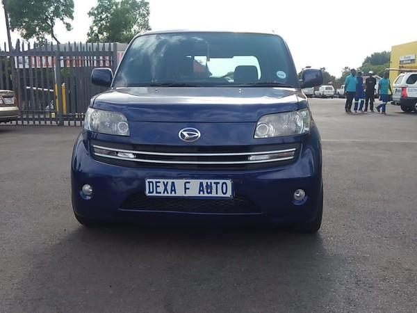 2009 Daihatsu Materia 1.5  Gauteng Bramley_0