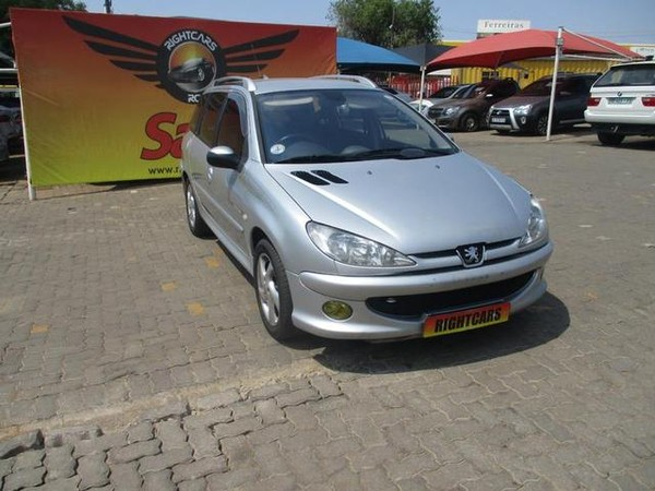 2004 Peugeot 206 1.6 Xs Sw  Gauteng North Riding_0